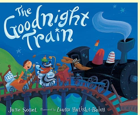 The Goodnight Train by June Sobel